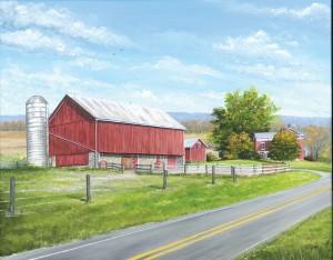 Dawn Miller Barn