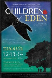 Children of Eden-Warrior Run